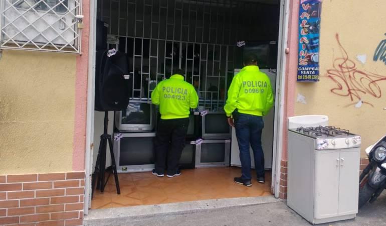 Compraventas Operativos: Operativos en compraventas realiza la Policía en Ibagué