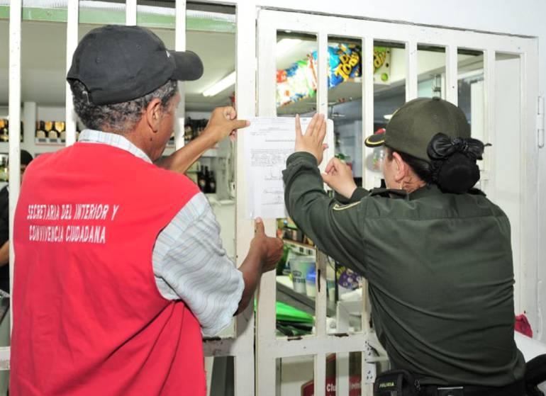 Cierran tres bares por problemas de documentación en Cartagena: Cierran tres bares por problemas de documentación en Cartagena