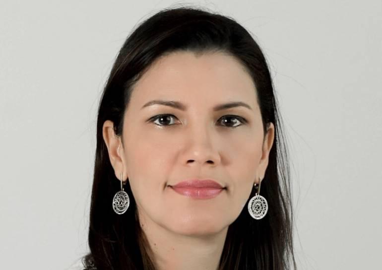 Heyliana Guzmán, nueva gerente de la Maternidad Rafael Calvo en Cartagena: Heyliana Guzmán, nueva gerente de la Maternidad Rafael Calvo en Cartagena