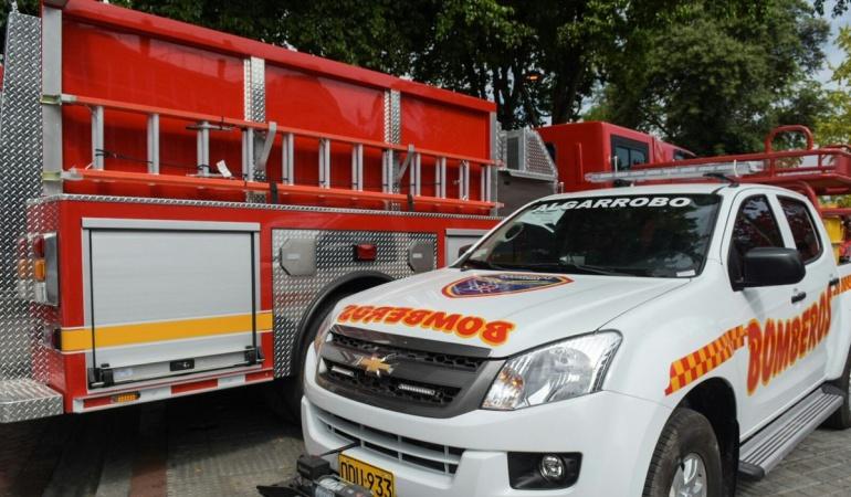 Municipios siguen sin cuerpo de bomberos