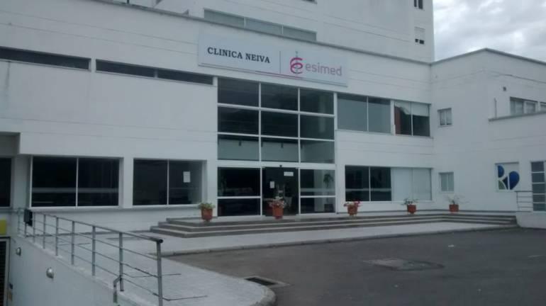Cierran clínica Esimed en Neiva