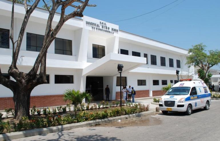 Hospital Niño Jesús de Barranquilla