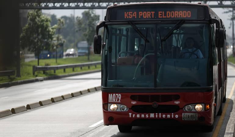 INSEGURIDAD EN TRANSMILENIO: Denuncian nuevo atraco masivo en Transmilenio
