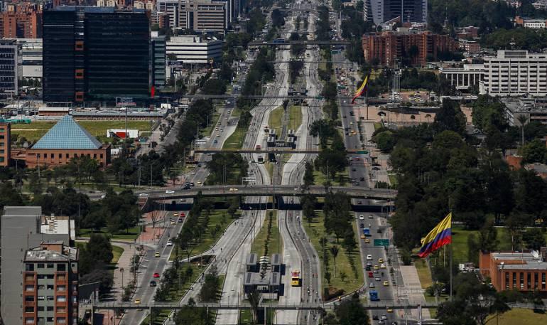 Movilidad urbana: Estudian cambios en límites de velocidad en Bogotá por accidentes