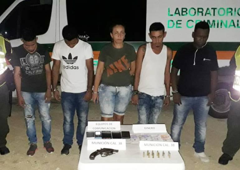 """Desarticulan banda """"Los chicharrones"""" en Cartagena: Desarticulan banda """"Los chicharrones"""" en Cartagena"""