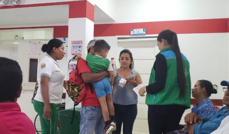 Niños intoxicados: Cerca de 70 niños intoxicados con alimentos en hogar del ICBF
