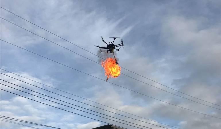 Dron Dragón