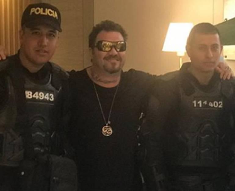 Capturan a presunto responsable de robo a estrella de MTV en Cartagena: Capturan a presunto responsable de robo a estrella de MTV en Cartagena