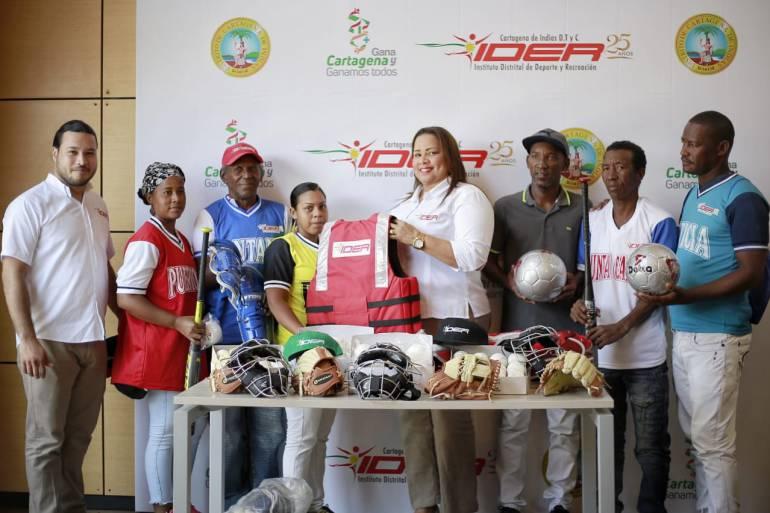 Conversatorio de lanzamiento de los Juegos Corregimentales de Cartagena: Conversatorio de lanzamiento de los Juegos Corregimentales de Cartagena