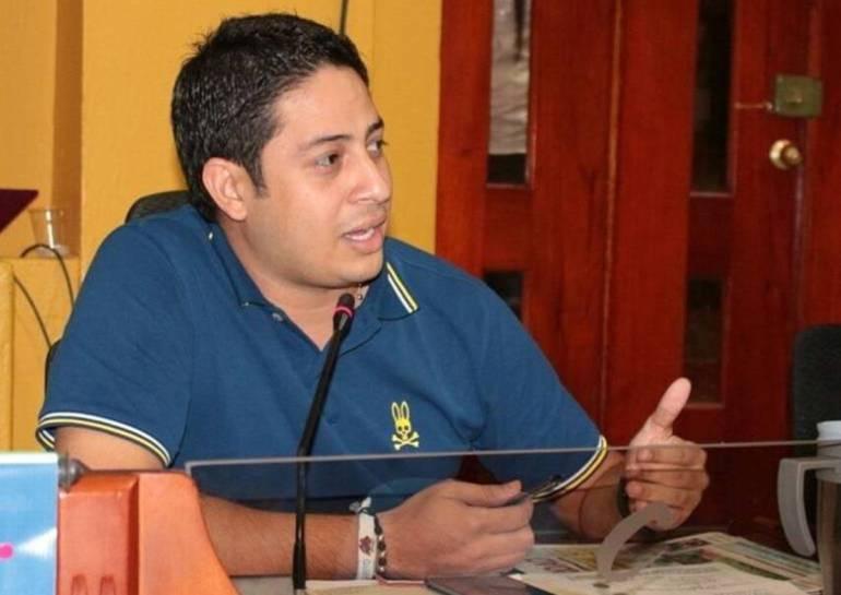 Por vencimiento de términos, queda libre exconcejal Useche en Cartagena: Por vencimiento de términos, queda libre exconcejal Useche en Cartagena