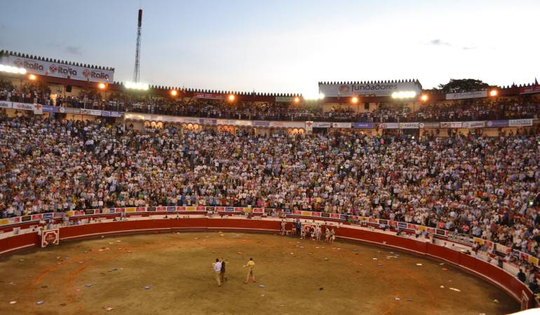 Corridas de toros, Manizales, Animalistas, Ganaderos: Las corridas de toros no serán prohibidas en Colombia