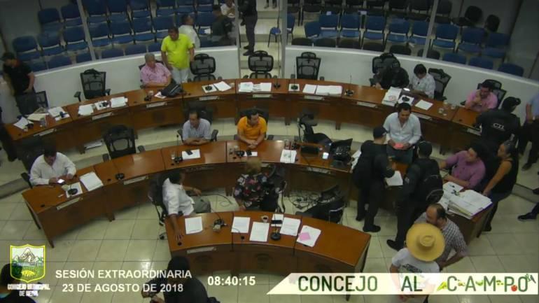 Concejos: Son 15 las órdenes de captura contra concejales de Neiva