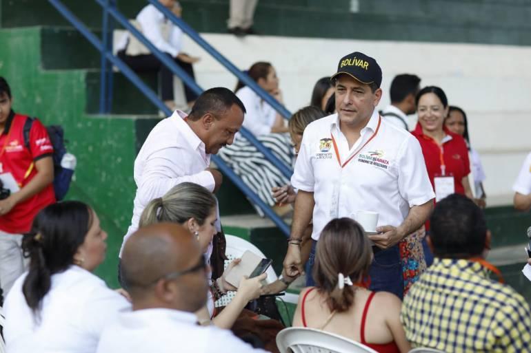 San Jacinto, lista para la visita del presidente Iván Duque: San Jacinto, lista para la visita del presidente Iván Duque