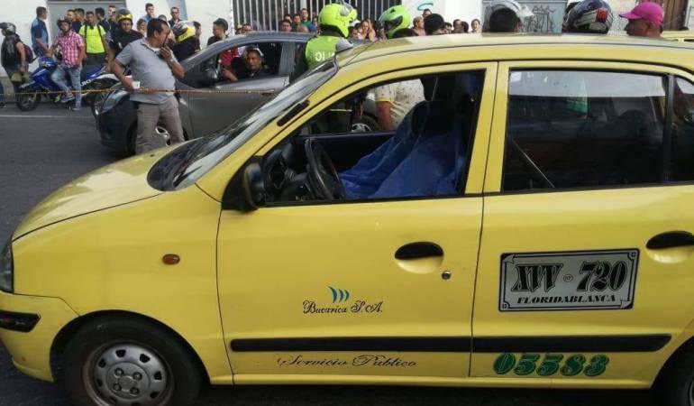 Un ajuste de cuentas fue el móvil del sicariato en Bucaramanga