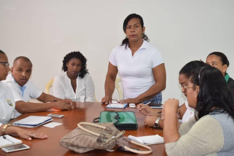 Tercer comité municipal de discapacidad en Arjona Bolívar: Tercer comité municipal de discapacidad en Arjona Bolívar