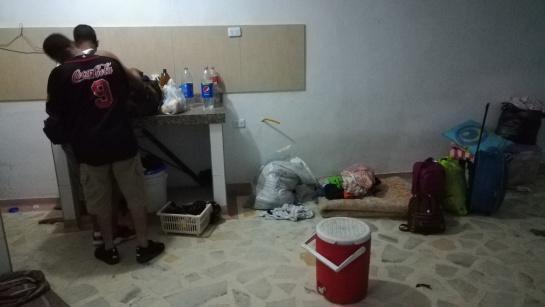Condiciones en las que vivían los venezolanos