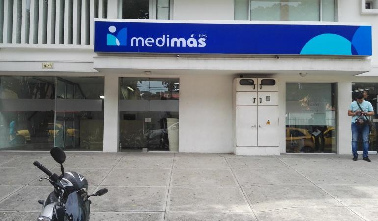 Sede de Medimas en Cúcuta