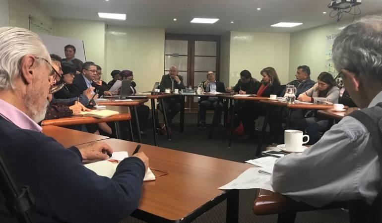 Comisión de la Verdad: La Comisión para el Esclarecimiento de la Verdad llega a Sucre