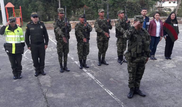 Consulta Anticorrupción: Plan de seguridad está listo para las votaciones en Boyacá