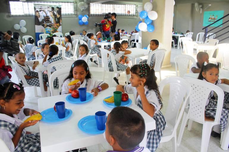 PAE Cartagena: Este lunes 27 de agosto se adjudicará el PAE en Cartagena