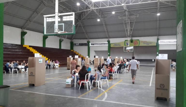 En el departamento el 63.75% de los ciudadanos no salieron a votar la consulta anticorrupción