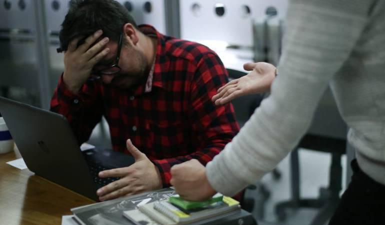 Acoso laboral: Bogotá es la ciudad del país con más reportes de acoso laboral