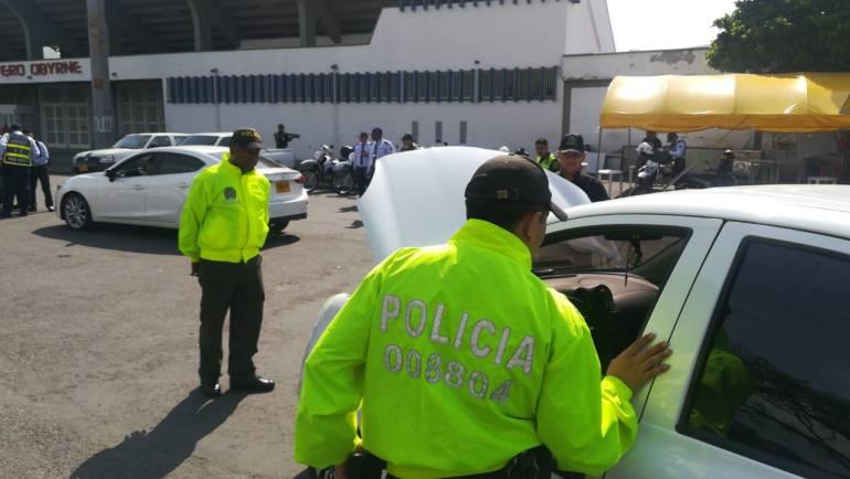 Banda Los Panamericanos: Desarticulan en Cali banda que compraba carros robados