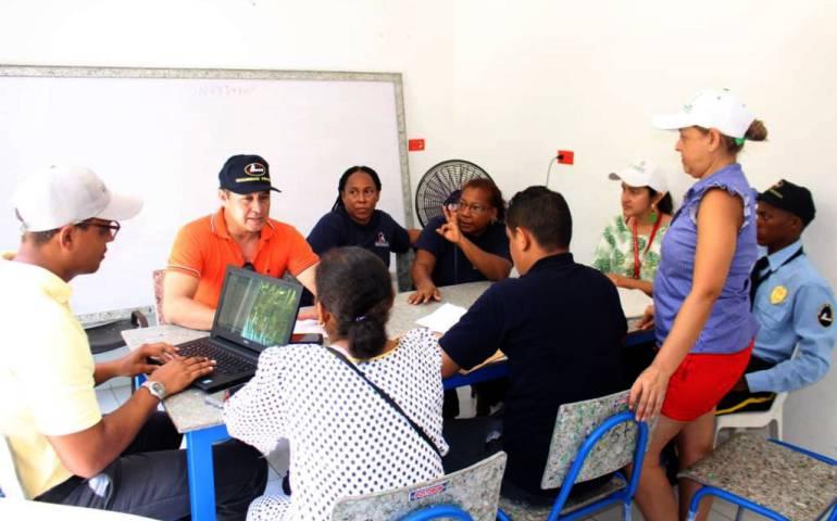 Alcaldía de Cartagena busca elevar calidad educativa en zona insular: Alcaldía de Cartagena busca elevar calidad educativa en zona insular