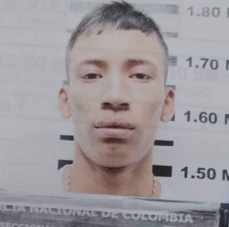 A la cárcel asesino de Youtuber, Brayan Andrés Rodríguez