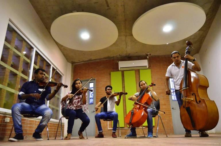 Empieza a conformarse la primera Orquesta Sinfónica de los Montes de María: Empieza a conformarse la primera Orquesta Sinfónica de los Montes de María