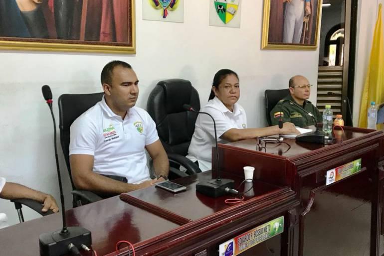 Nuevas estrategias para continuar con la seguridad de Arjona: Nuevas estrategias para continuar con la seguridad de Arjona