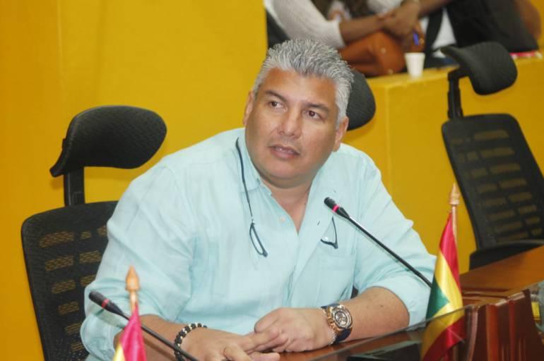 """""""PAE en Cartagena debe aumentar cobertura por el poco tiempo"""": Óscar Marín: """"PAE en Cartagena debe aumentar cobertura por el poco tiempo"""": Óscar Marín"""