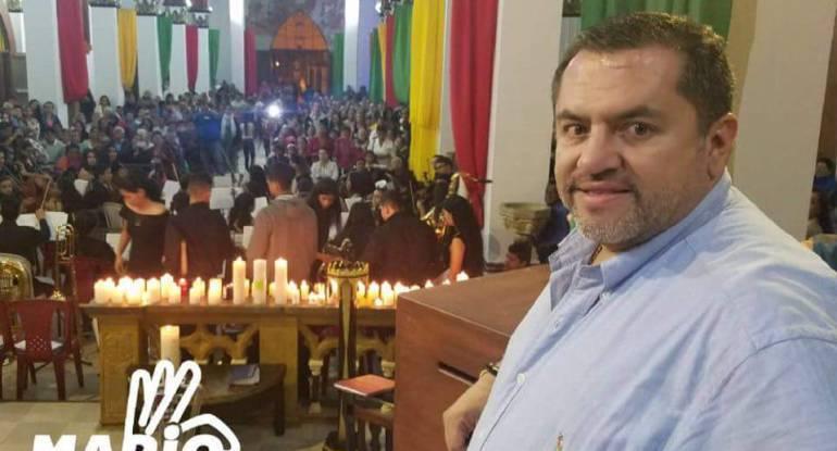 Mario Castaño; congresistas caldenses: Negaron pérdida de investidura del congresista Mario Castaño