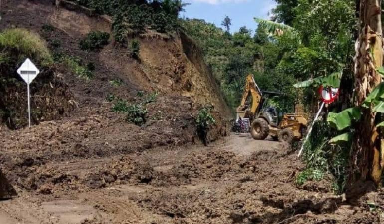 Declaran alerta amarilla en Guática por emergencias producto de las lluvias