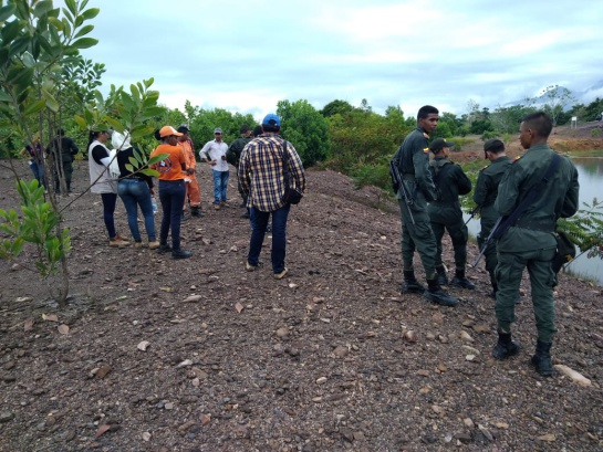 Afectaciones por lluvias: Activan planes de contingencia ante llegada de las lluvias en Sucre