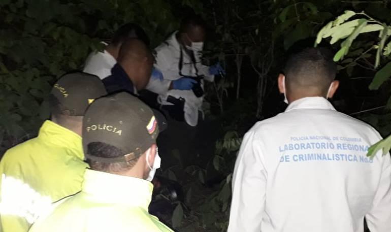 Medicina Legal inicia identificación de cuerpo hallado en Miramar