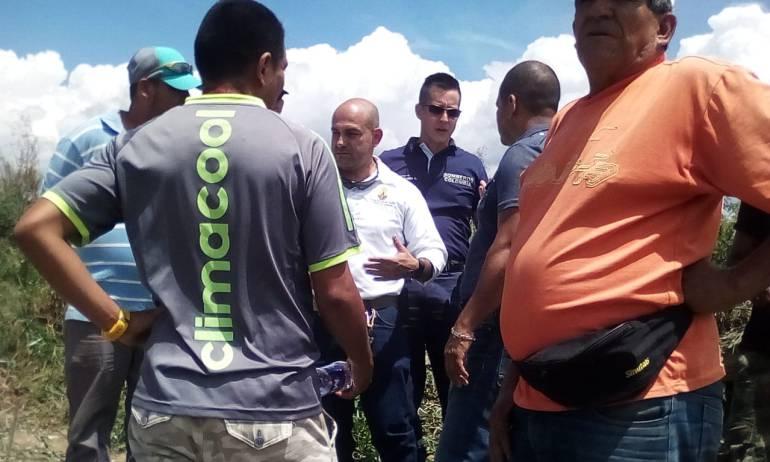Menor ahogado: Sigue búsqueda de menor que se lanzó a las aguas del Río Cauca en Yumbo