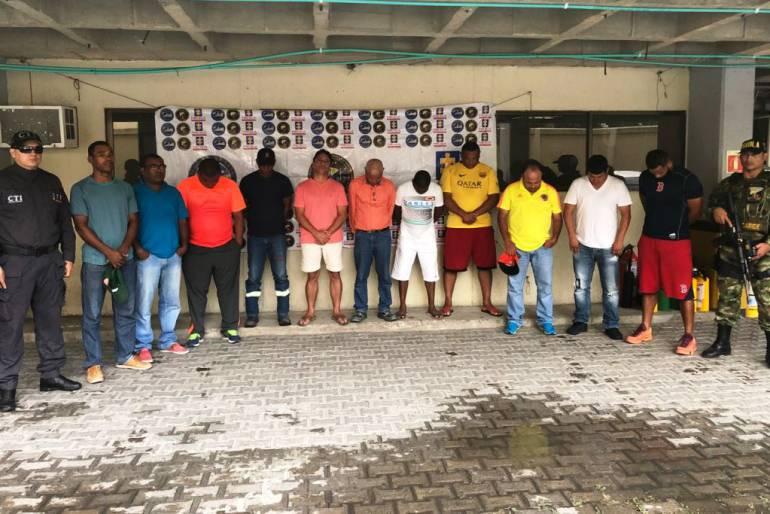 Cae red de narcotráfico que sacaba cocaína desde Cartagena hacia Europa: Cae red de narcotráfico que sacaba cocaína desde Cartagena hacia Europa