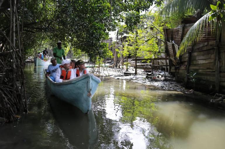 Este sábado, gran jornada de limpieza en el Caño Juan Angola en Cartagena: Este sábado, gran jornada de limpieza en el Caño Juan Angola en Cartagena