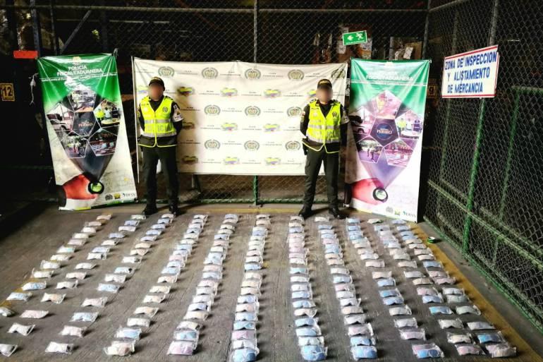 Más de 1.000 unidades de mercancía ilegales fueron incautadas en Cartagena: Más de 1.000 unidades de mercancía ilegales fueron incautadas en Cartagena