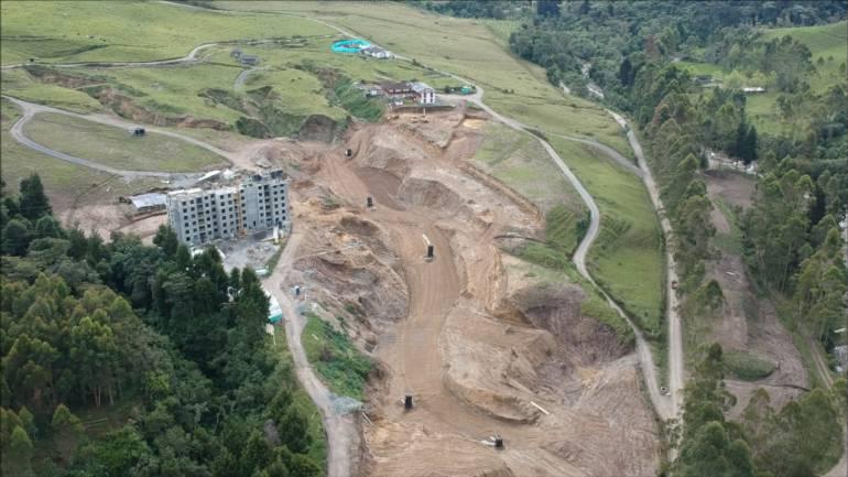 Disgusto de los compradores en proyecto de Tierra Viva: Compradores en Tierra Viva molestos con la constructora CFC