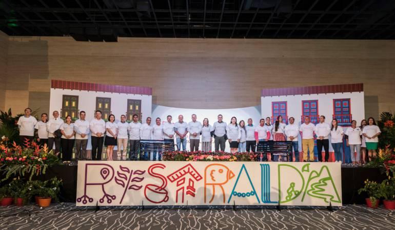 Risaralda presentó su nueva marca como destino turístico