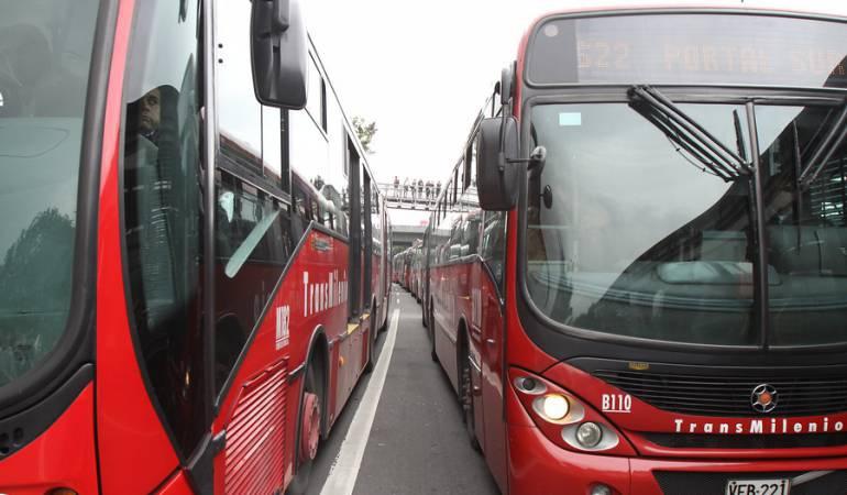 Licitación Transmilenio: Reanudan licitación de Transmilenio para reemplazar 1.383 buses