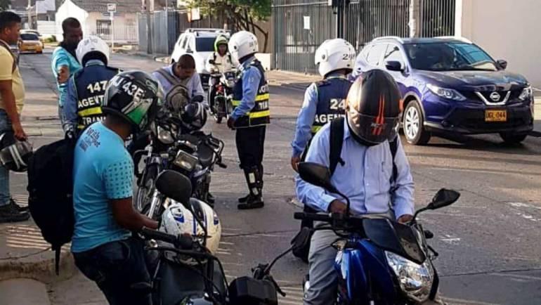 Solicitan acelerar contratación a reguladores de tránsito en Cartagena: Solicitan acelerar contratación a reguladores de tránsito en Cartagena