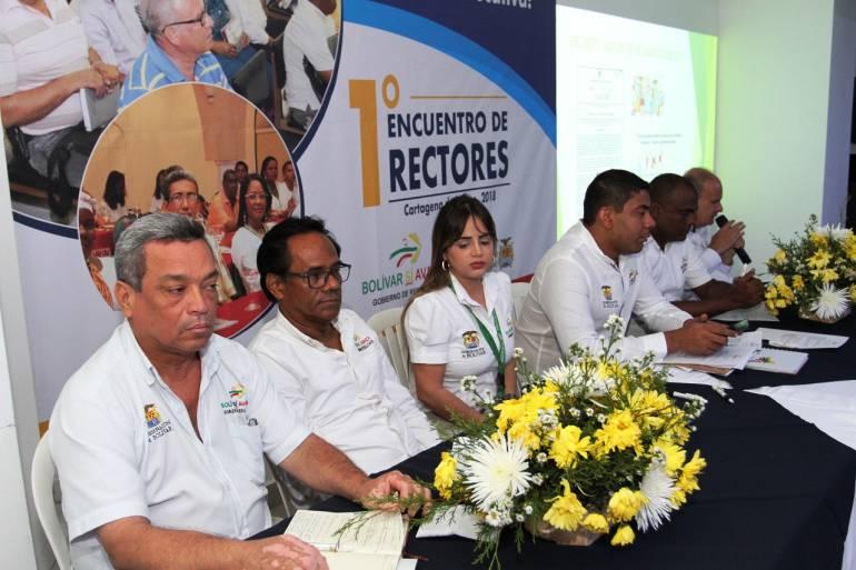 Acciones para mejorar la prestación del servicio educativo en Bolívar: Acciones para mejorar la prestación del servicio educativo en Bolívar