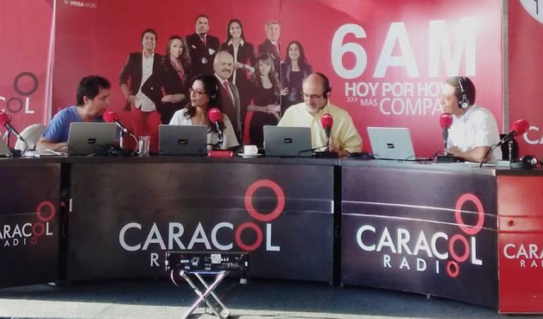 6AM Hoy por Hoy en Tolima: Caracol Radio desde Ibagué, con negocios & moda