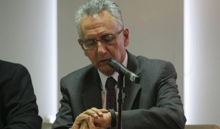 Alcalde de Ibagué Guillermo Alfonso Jaramillo