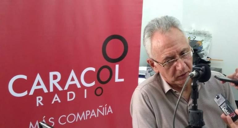 Guillermo Alfonso Jaramillo.