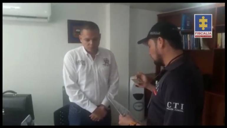 Captura del Alcalde de Ciénaga fue por desviación de recursos del PAE