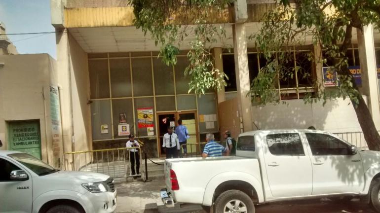 Fiscalía de Barranquilla.